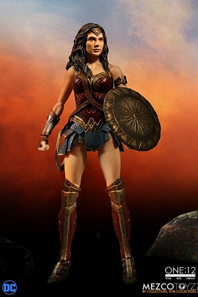One 12 Collective DC Comics Wonder Woman Movie Figure